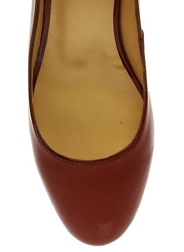 Beymen Studio Beymen Studio Bordo Topuklu Ayakkabı Bordo